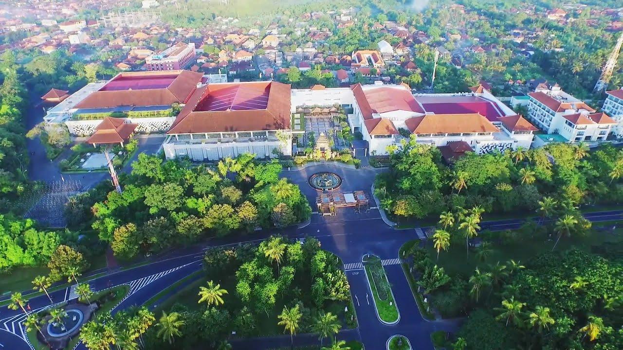 Bali Nusa Dua Convention Center  Siap Menyambut Delegasi Konferensi International